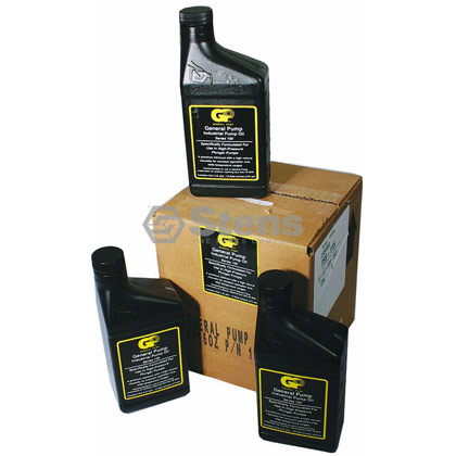 Picture of Six 16 oz. Bottles of 30 Weight Oil