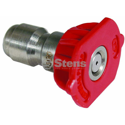 Picture of Quick Coupler Nozzle Red