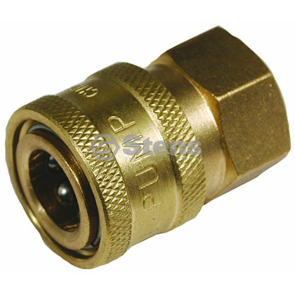 "Picture of 1/4"" Female Quick Coupler Socket"