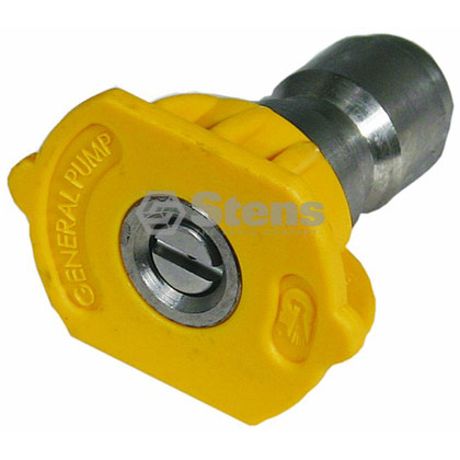 Picture of Quick Coupler Nozzle Yellow