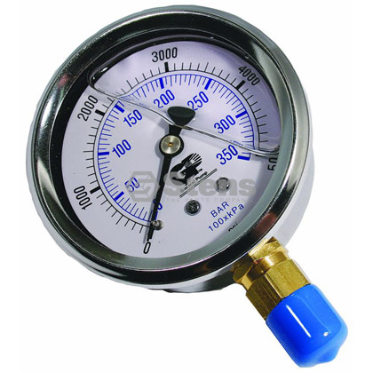 Picture of Pressure Washer Gauge