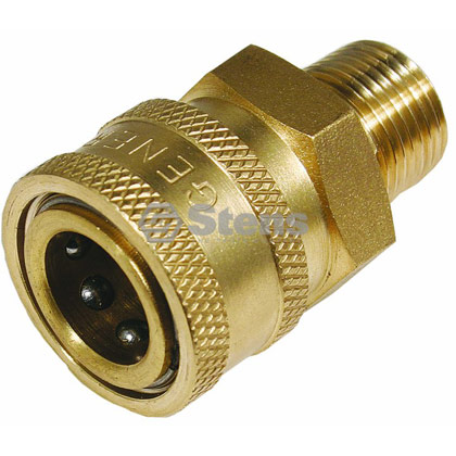 "Picture of 3/8"" Male Quick Coupler Socket"