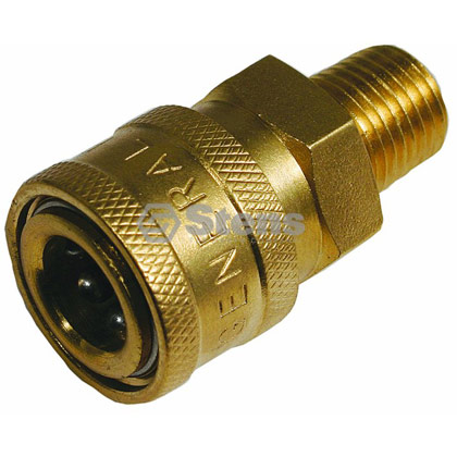 "Picture of 1/4"" Male Quick Coupler Socket"