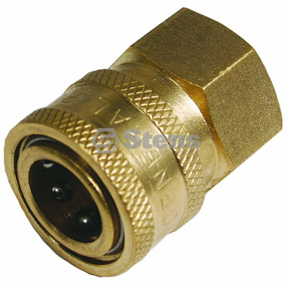 "Picture of 3/8"" Female Quick Coupler Socket"