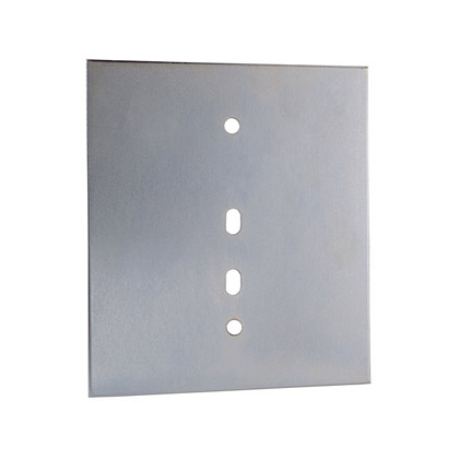Picture of Zinc Plated Back Support Plate for B601 B601U B701 B701SM B20 B23 & B23SS Rope Rings