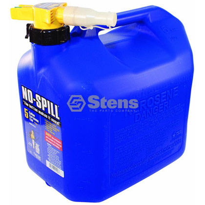 Picture of 5 Gallon No-Spill Kerosene Can