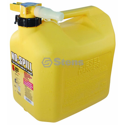 Picture of 5 Gallon No-Spill Diesel Can