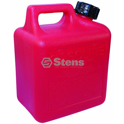 Picture of Plastic Gas Can - Carb Approved - INDIVIDUAL