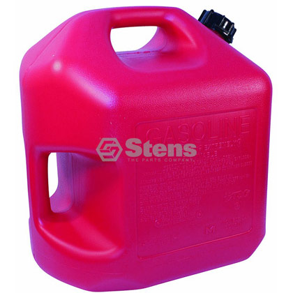 Picture of 5 Gallon Spill Proof Plastic Gas Can - Carb Approved - INDIVIDUAL