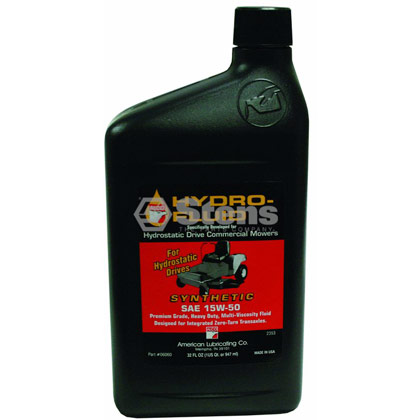 Picture of Hydrostatic Transmission Fluid