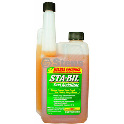 Picture of STA-BIL Diesel Formula Fuel Stabilizer (32 oz. Bottle)