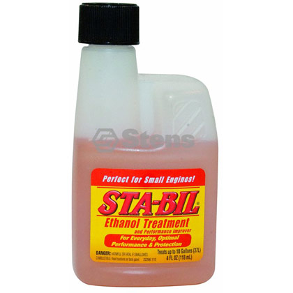 Picture of 4 fl. oz. STA-BIL Ethanol Fuel Treatment