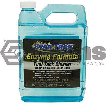 Picture of 128 fl. oz. / 1 Gallon Bottle Star Tron Tank Cleaner