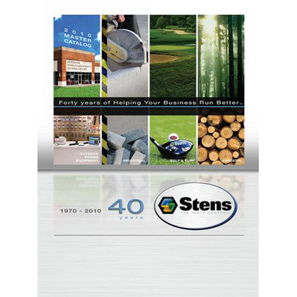 Picture of New Stens Catalog