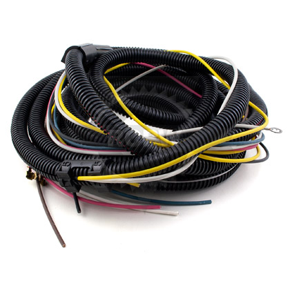 Picture of Replacement Wiring Harness