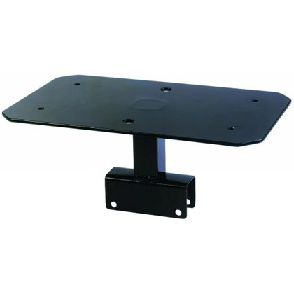 "Picture of Turbo Beam Mounting Bracket with 15"" x 9"" Base for Window Protector"