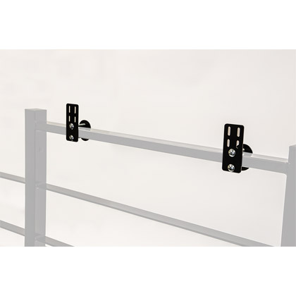 Picture of One Pair of Traffice Lightbar Clamp-On Mounts for Kabgard