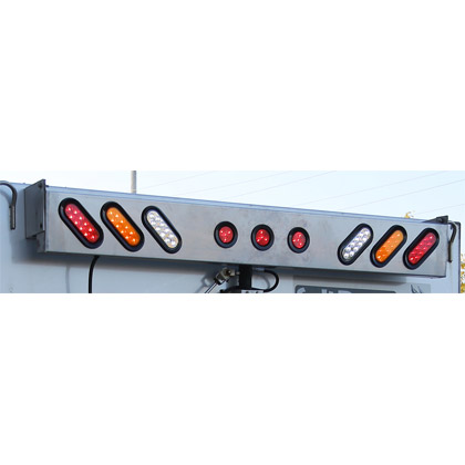 "Picture of 66"" 9 Light LED Light Bar Kit"