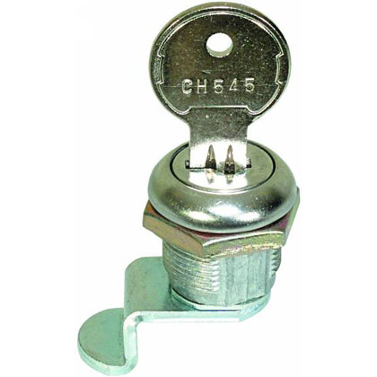 Picture of Cylinder and Key for L8815 and L8915 Folding T-Handle Latches