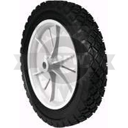 "Picture of 10"" x 1.75"" Plastic Wheel"