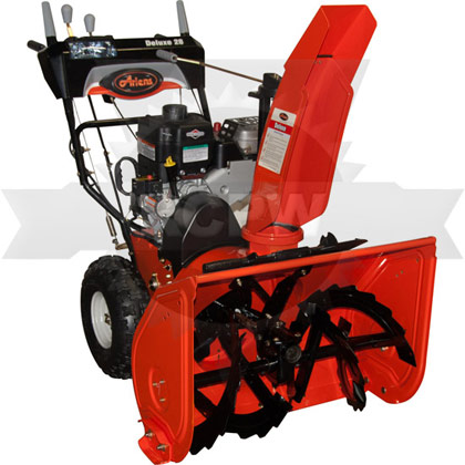 Picture of ST28LE Deluxe Electric Start Snowblower