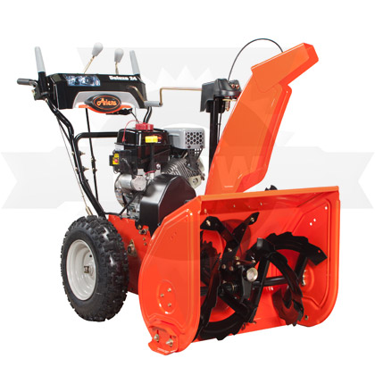 Picture of Deluxe 24 Electric Start Snowblower