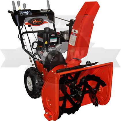 Picture of ST24LE Deluxe Electric Start Snowblower