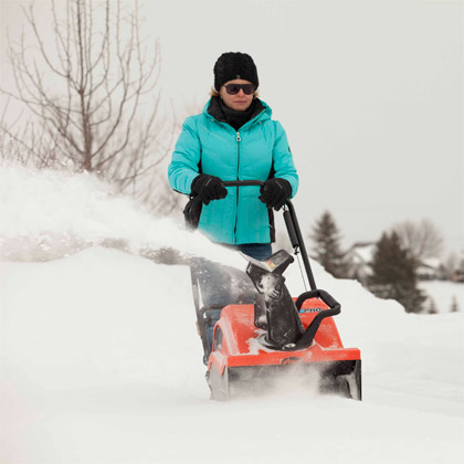 "Picture of Path-Pro 208E 21"" Recoil Start Snowblower"