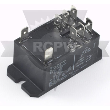 Picture of DPDT Relay