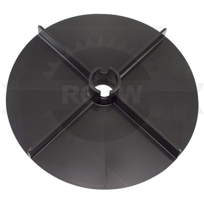 "Picture of Spinner with 6"" Diameter"
