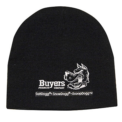 Picture of Buyers Black Knit Hat