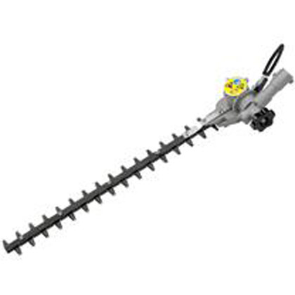 "Picture of Kawasaki 20"" 7mm Articulated Hedge Trimmer Attachment"