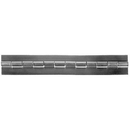 "Picture of Aluminum Continuous Hinge - 2"" x 72"" x .093"""