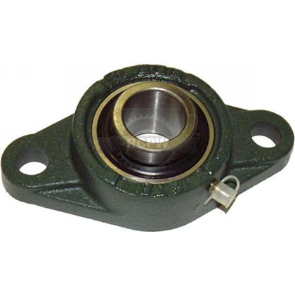 "Picture of Buyers 2-Hole Mount Salt Spreader Auger Bearing - 1-1/8"" ID"