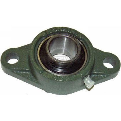 "Picture of Buyers 2-Hole Mount Salt Spreader Auger Bearing - 1-1/4"" ID"
