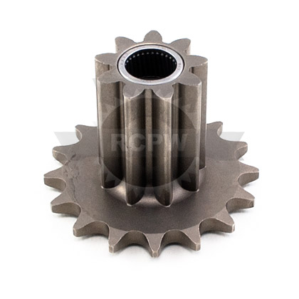 Picture of PINION & SPROCKET W/BEARINGS