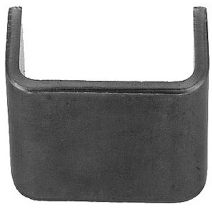 """Picture of Straight 1/4"""" Steel Weld On Stake Pocket"""