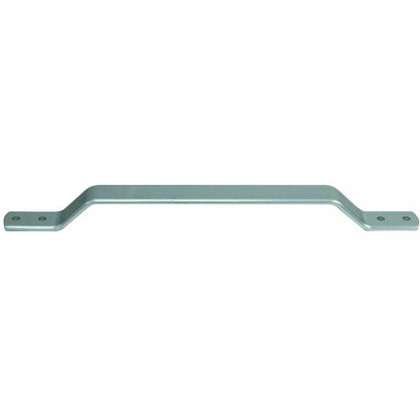 "Picture of 16"" Solid Aluminum Flat Grab Handle"