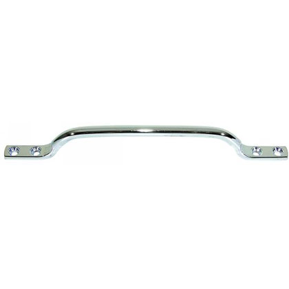 "Picture of 16"" Solid Steel Chrome Plated Grab Handle - 1/2"" Diameter"
