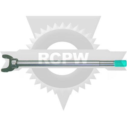 Picture of B1310 Solid Splined Shaft - 1-3/8""