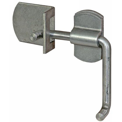 Picture of Weld On Straight Side Security Latch Set