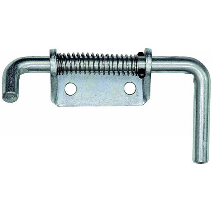 "Picture of 1/2"" Left Hand Spring Latch Assembly - 6.09"" L x 1.69"" W (Keeper Sold Separately)"