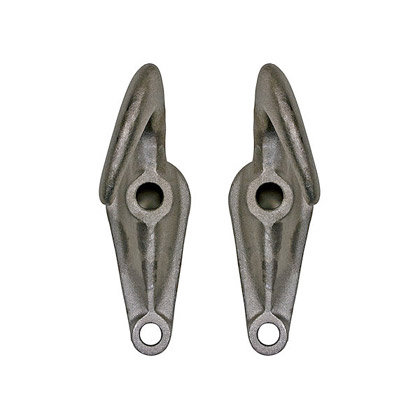 Picture of 13500# Chrome Drop Forged Towing Hooks (Set of 2)