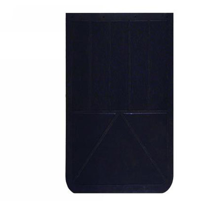 "Picture of 1/4"" Regular-Duty Rubber Mudflaps - 24"" W x 40"" H - Pair"