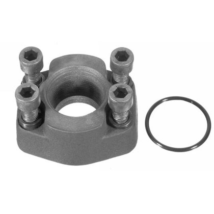 "Picture of 1-1/4"" Flange Adapter Kit - 4 Bolt"