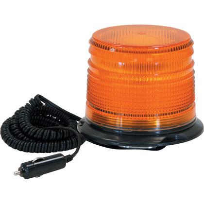 Picture of Amber Magnetic Mount Snow Plow Strobe Light