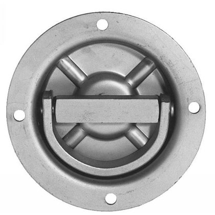 Picture of Heavy Duty Recessed Rotating Rope Ring