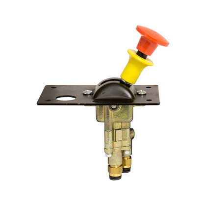 Picture of 3-Way - 2-Position Manual Air Valve
