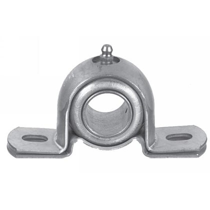 "Picture of 3/4"" Bronze Bearing Pillow Block"