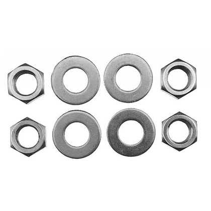 "Picture of 62 Series Kit - (4) ea 11/16""-16 Nut & 11/16"" Washer"